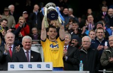 The Roscommon boss is targeting the biggest prize of all following their Division 2 win