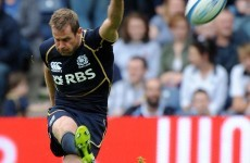 Scotland announce 30-man squad for World Cup