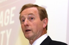Enda has pretty much ruled out a live TV debate with the No side