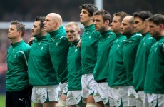 Twitter reacts to Ireland's Rugby World Cup squad announcement