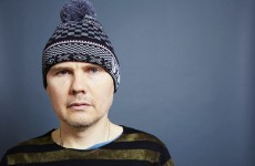 This story about Smashing Pumpkins frontman Billy Corgan just about counts as 'sport'