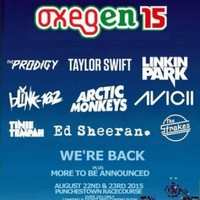 Loads of people were duped by this too good to be true Oxegen 2015 poster