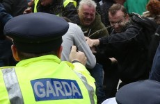 Gardaí: 'Batons and pepper spray won't deter religious fundamentalists'
