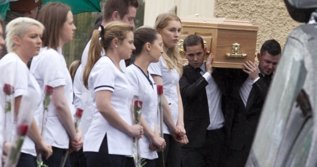 'A country girl – big hopes, big plans': Karen Buckley is laid to rest in Cork
