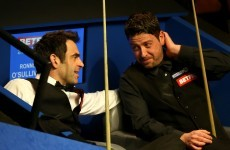 The snooker is starting to get interesting ... here's the line-up for the quarter-finals