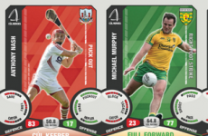 The GAA version of 'Top Trumps' is coming soon to a shop near you