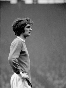 It's 50 years since a teenage George Best and Man United took English football by storm