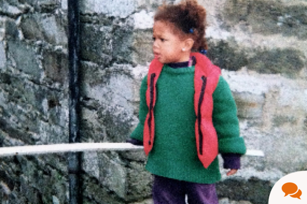 What its like to grow up biracial in small-town Ireland