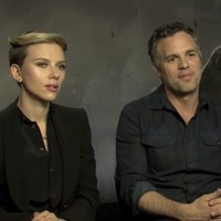 Mark Ruffalo answered all the sexist questions Scarlett Johansson usually gets