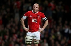 Henson and Williams absent from Wales' World Cup squad