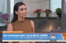 Kim Kardashian gave an honest and touching interview about Bruce Jenner's transition
