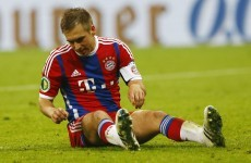 Bayern Munich's treble hopes are over after one of the craziest penalty shootouts ever