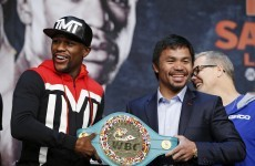 Mayweather v Pacquaio: Power ranking their top 10 performances
