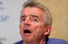 Ryanair has just been robbed to the tune of €4.6 million