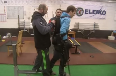 VIDEO: This Corkman was paralysed from the chest down... but is going to walk a marathon