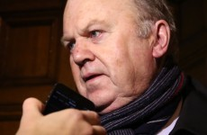 """Get off the stage. Get off the stage"":  Noonan rounds on RTÉ in row over Siteserv FOIs"