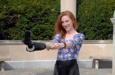 This selfie-stick arm is a sure sign that the end of the world is nigh