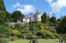 This 'French Chateau' is in Clonakilty... and it's a beaut
