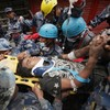Two people pulled alive from rubble five days after Nepal earthquake