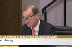 Former BOI boss says night of bank guarantee was the worst day of his life