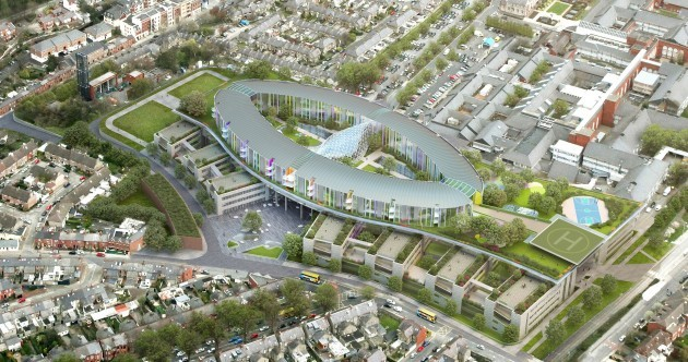 This is what the new Children's Hospital will look like