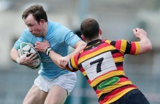 Doyle leads the march as Garryowen bounce straight back to top flight