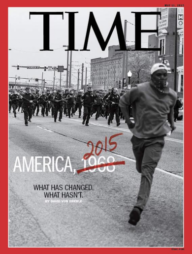 TIME magazine has just published a really powerful front cover