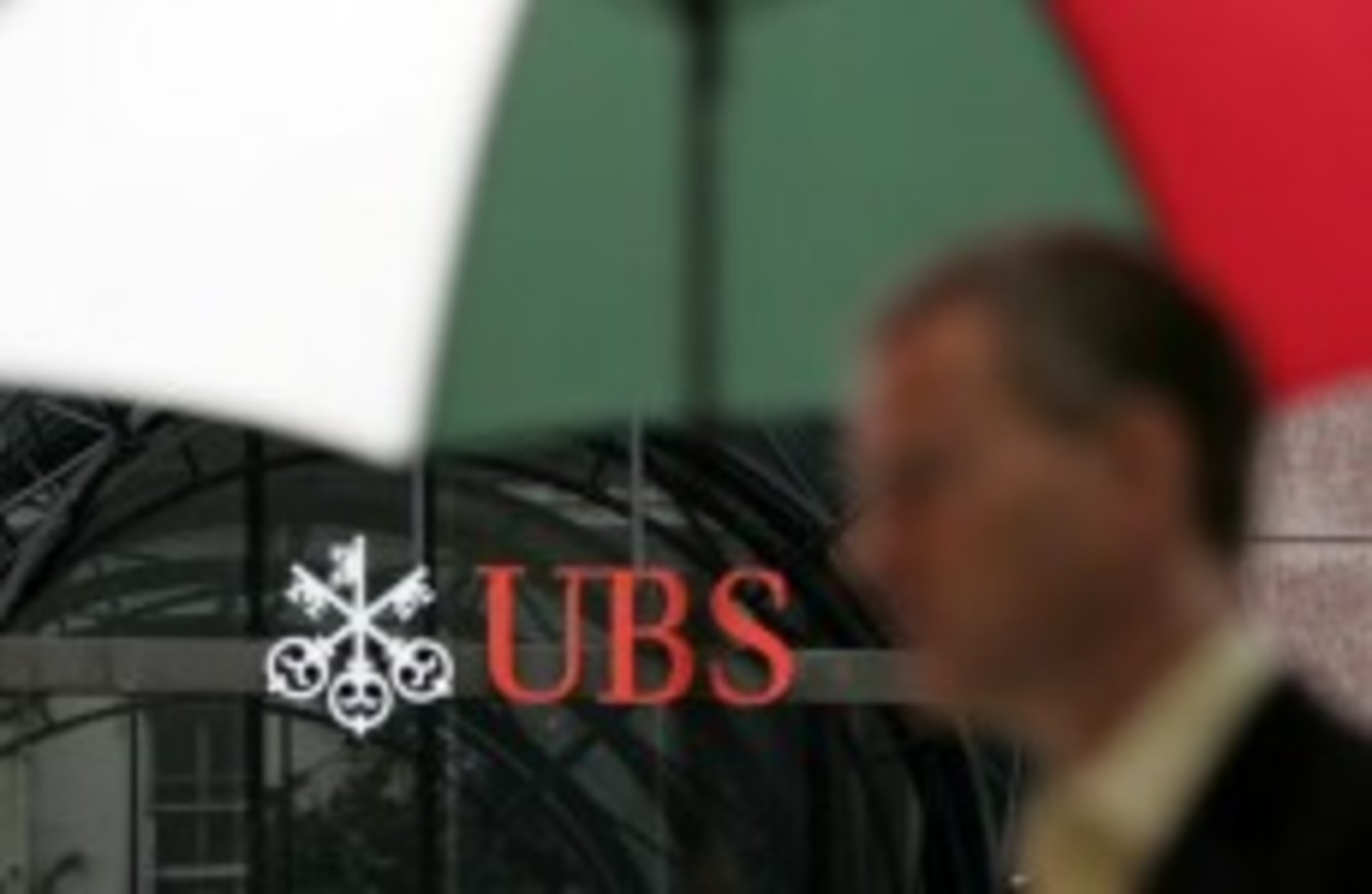 UBS to shed 3,500 jobs · TheJournal ie