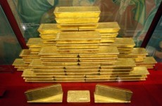 Price of gold at record high