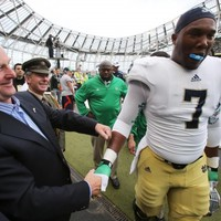 Could Ireland host a college American football game in 2016 after all?