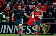Keep your shirt on! CJ Stander is the Munster Player of the Year