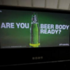 Carlsberg has just absolutely burned Protein World's 'beach body ready' ad