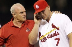 File under bizarre injuries - pitcher gets moth stuck in ear