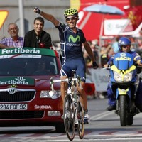 La Vuelta: Roche makes move as Lastras takes the win