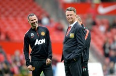 How Van Gaal is grooming Giggs as his next Mourinho or Guardiola