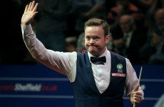 Snooker can be a cruel, cruel game - as Shaun Murphy found out yesterday