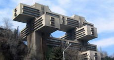 Some of the most ridiculous Soviet-era buildings are still standing