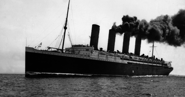 PICTURES: Survivors of the Lusitania remember 'murder by savages'