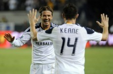 Jersey score: Robbie's goal sparks Galaxy kit rush