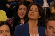 This Late Late Show audience member's face won last night's same sex marriage debate