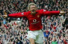 As David Beckham turns 40, here are 7 of his best goals