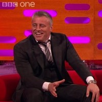 Matt LeBlanc sang Joey's 'hand twin' song on Graham Norton last night and it was everything