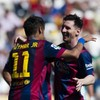 Messi and Ronaldo were in absolutely ridiculous form this afternoon