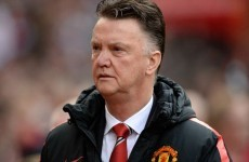 Van Gaal: West Brom parked the bus at Old Trafford