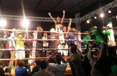 Christina McMahon is Ireland's newest world boxing champion