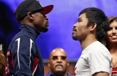 Open thread: Staying up for the fight? All us fight fans are hanging out here