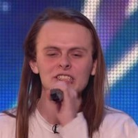 A man performed a screamo version of Let It Go on Britain's Got Talent last night