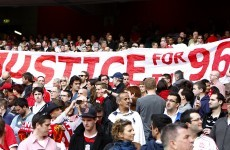 100,000 sign petition for Hillsborough documents to be released
