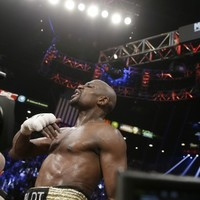 For all his success, there's one fight Mayweather will never win