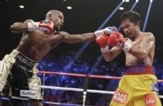 Manny Pacquiao thinks a mole in his camp gave Mayweather important inside information